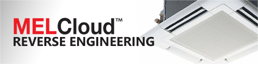 Article: Un peu de reverse engineering sur MELCloud