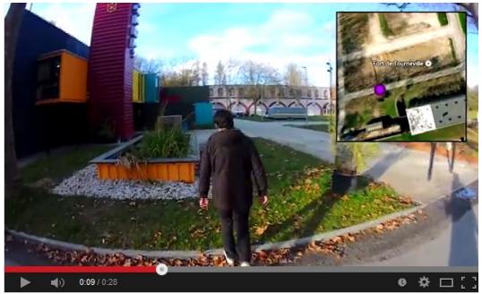 Prévisu. YouTube : Présentation vidéo du projet POSEY
